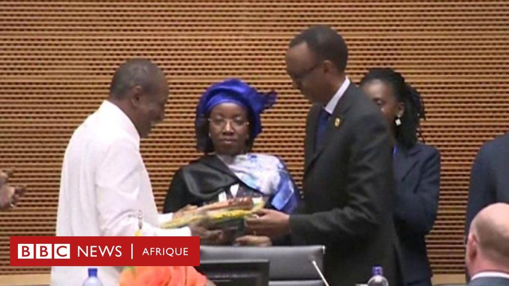 Paul Kagamé, nouveau président en exercice de l'Union ...