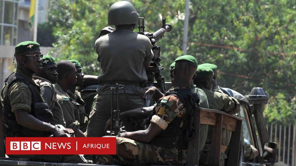 Tentative de mutinerie dans le camp de Kindia en Guinée ...Les Ondes De Guinee