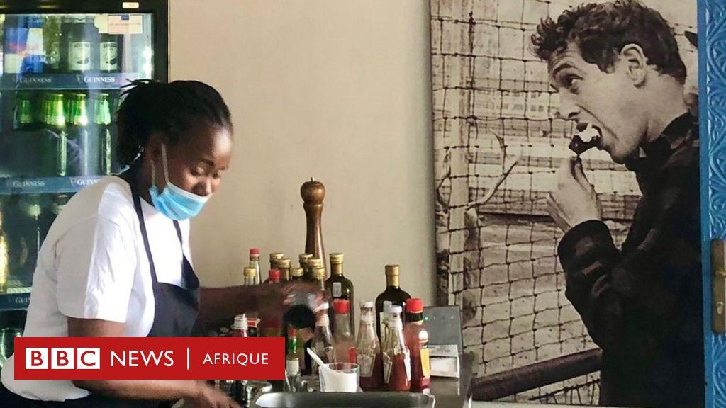 """Comment une ville kenyane s'est transformée en """"Petite Italie"""" - BBC News Afrique"""