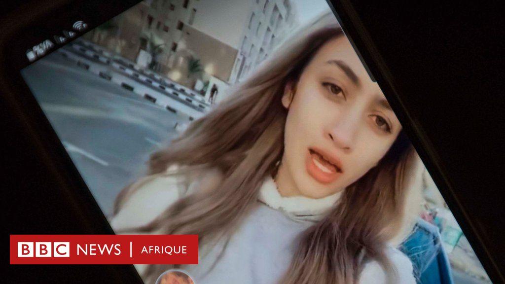 """Les stars égyptiennes de TikTok et d'Instagram paient un lourd tribut à l' """"indécence""""."""