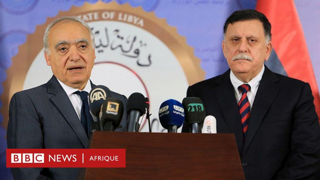 Visite En Libye Du Nouvel  U00e9missaire De L U0026 39 Onu