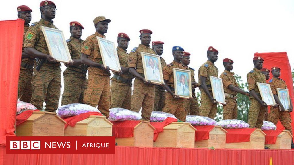 Terrorisme au Burkina 118 personnes tuées en 3 ans