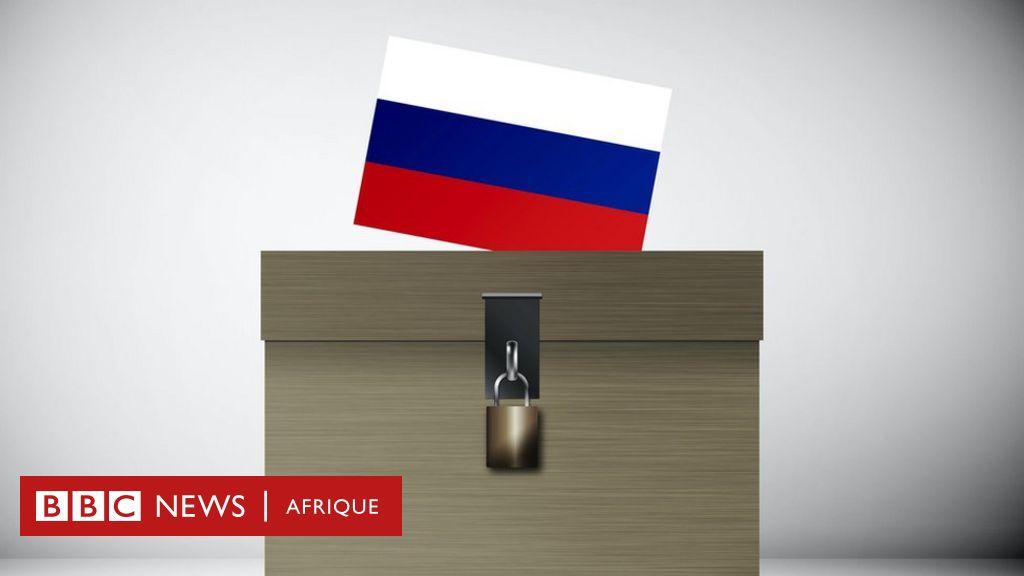 Cinq choses à savoir sur les élections russes - BBC News Afrique