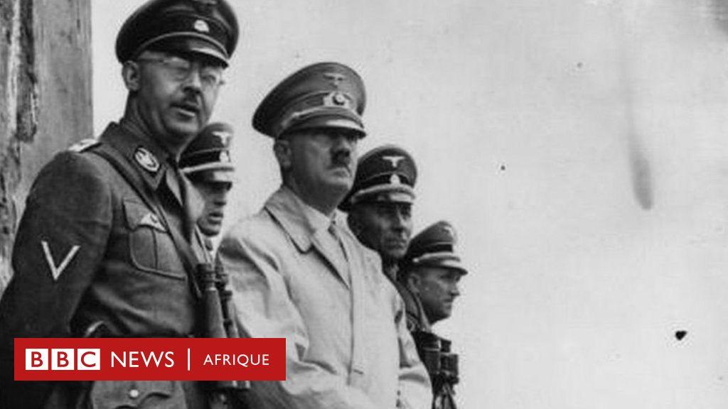 Pourquoi Hitler a-t-il envoyé une équipe pour rechercher les origines des Aryens au Tibet ? - BBC News Afrique