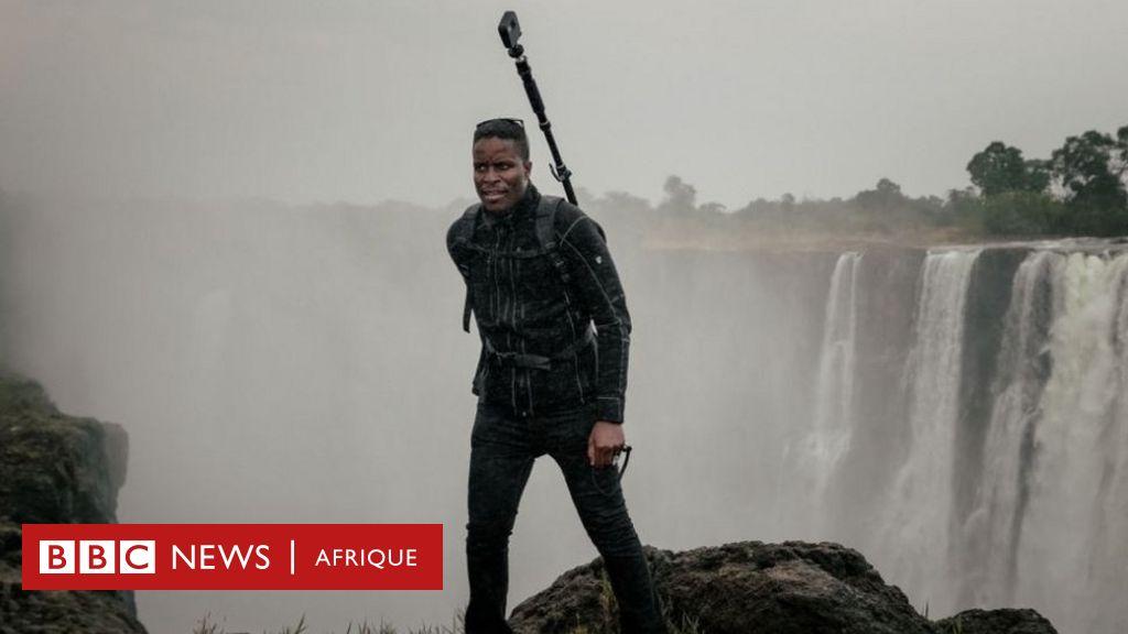 """""""J'ai placé ma ville natale sur toutes les cartes du monde"""" - BBC News Afrique"""