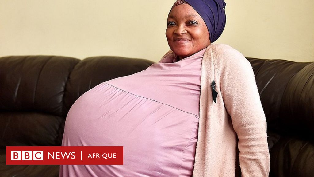 femme africaine enceinte cherche homme