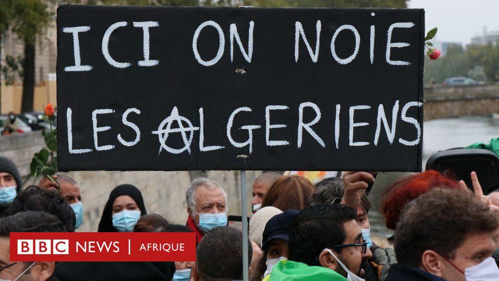 Comment un massacre d'Algériens à Paris a été dissimulé - BBC News Afrique