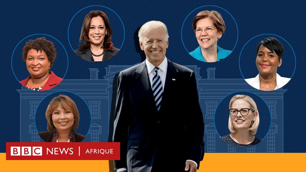 Qui Joe Biden va-t-il choisir comme colistier ?