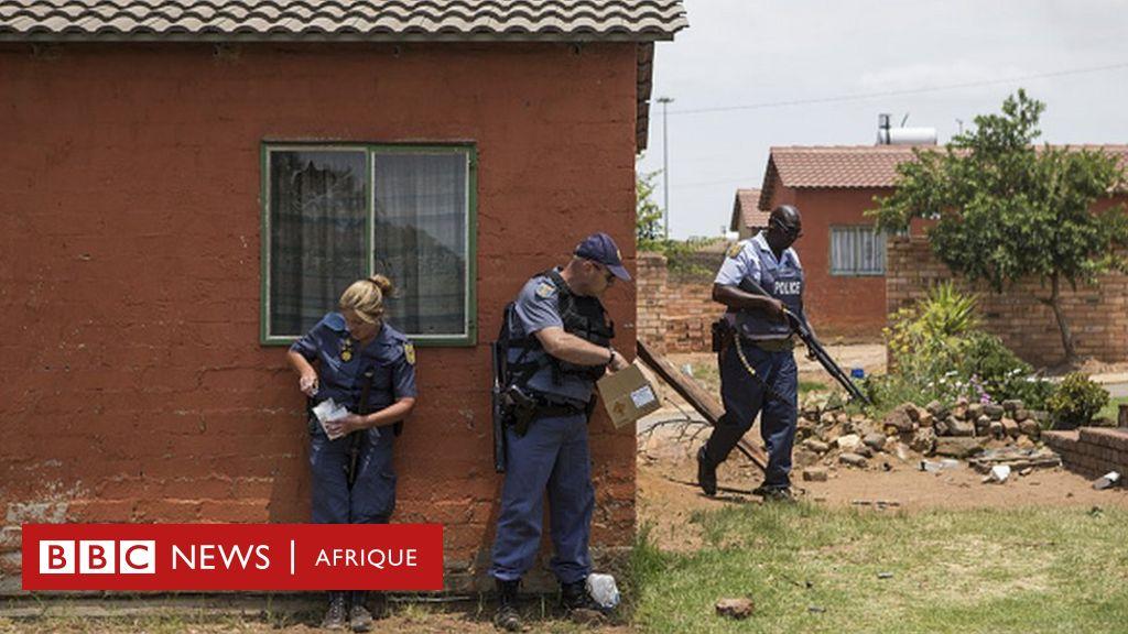AfSud: sept membres d'un gang tués