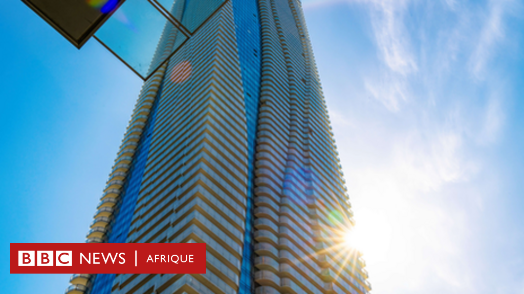 """Une """"peinture refroidissante"""" capable de réduire les émissions des bâtiments - BBC News Afrique"""