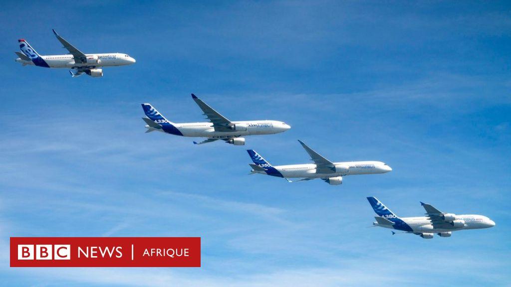 Coronavirus : Le constructeur d'avions Airbus va supprimer 15 000 emplois
