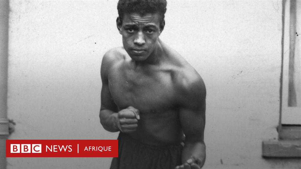 Le boxeur qui ne sera jamais champion parce qu'il est noir - BBC News Afrique