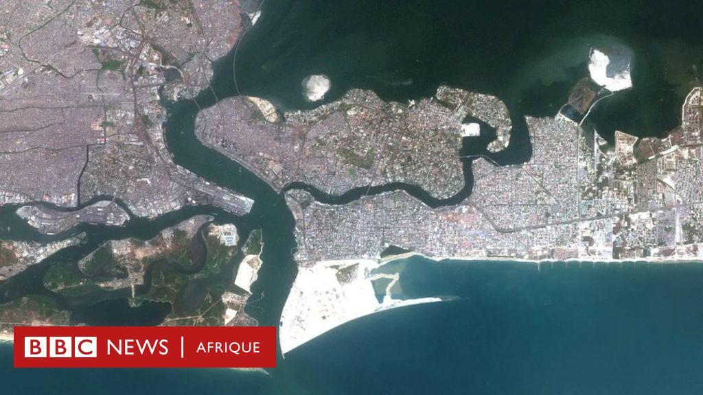Comment la plus grande ville d'Afrique reste à flot