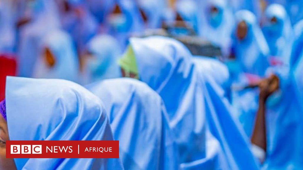 Enlevées à l'école sous la menace d'une arme, mais désireuses d'y retourner - BBC News Afrique