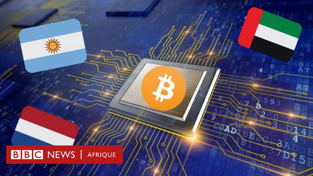 Pourquoi le bitcoin consomme autant d'électricité? - BBC Afrique
