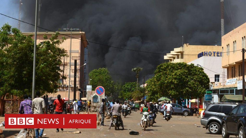 Une double attaque fait huit morts au Burkina Faso