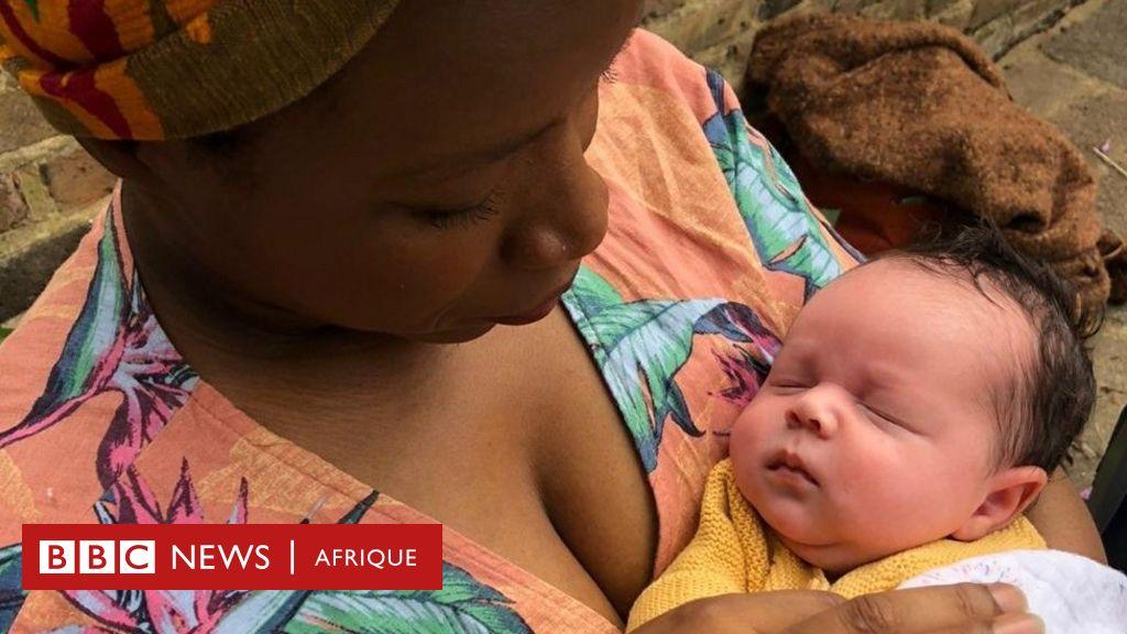 """""""Arrêtez de me demander si le bébé est mien juste parce que je suis noire et qu'elle est blanche"""""""