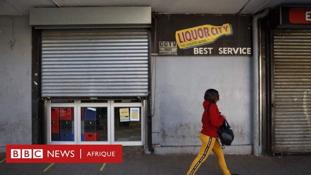 Coronavirus : mécontentement suite à l'interdiction de l'alcool en Afrique du Sud