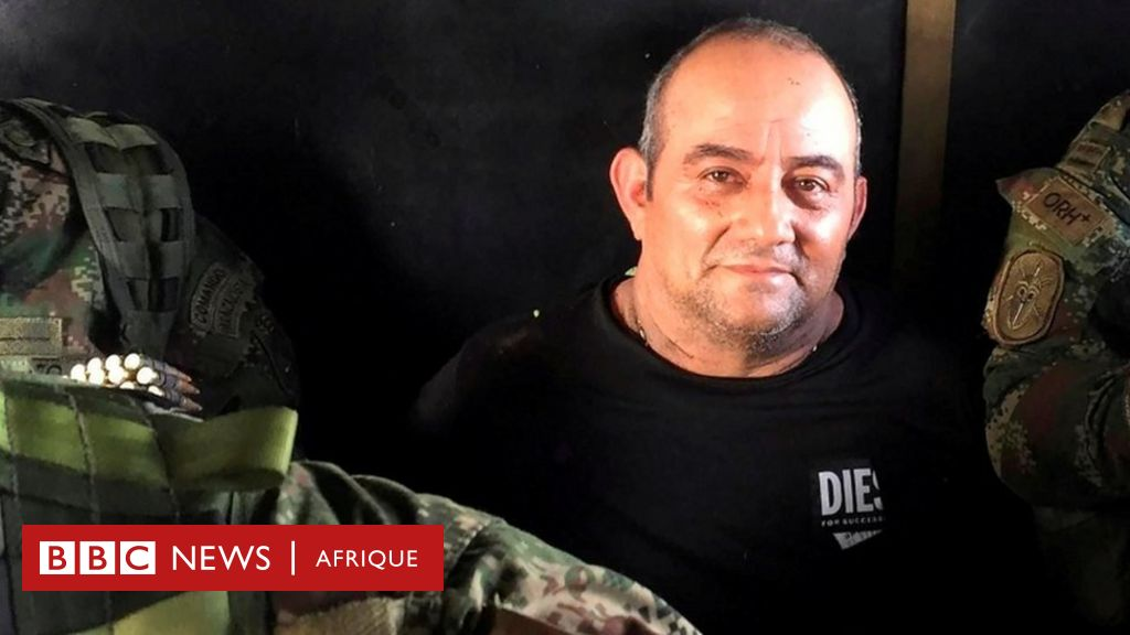 Qui est Otoniel, le puissant trafiquant de drogue capturé en Colombie - BBC News Afrique