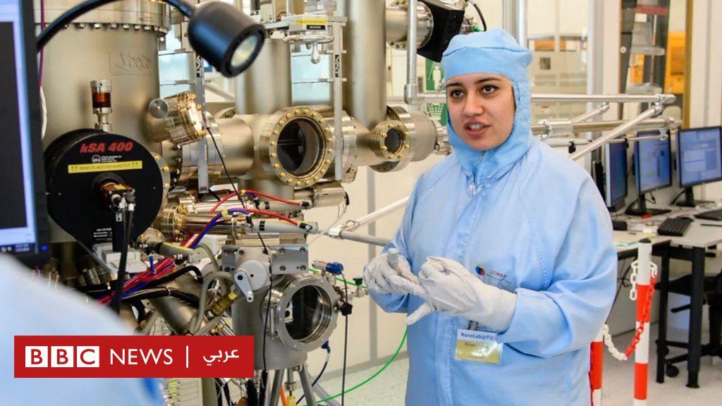 أول مصرية تحصل على جائزة إنجاز العام في الفيزياء