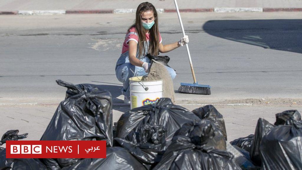 حملات تطوعية تجتاح تونس  احتفاء  بالرئيس الجديد - BBC News Arabic