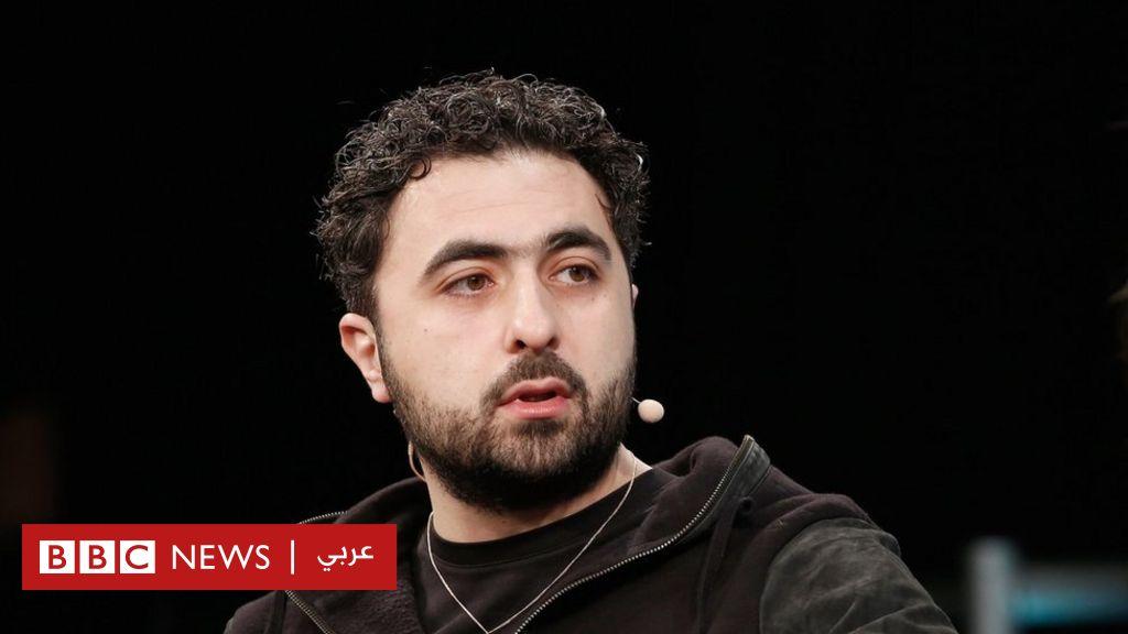 مصطفى سليمان المؤسس المشارك لشركة