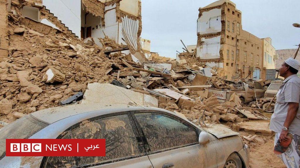 أضرار واسعة النطاق في اليمن بسبب الأمطار الغزيرة والسيول