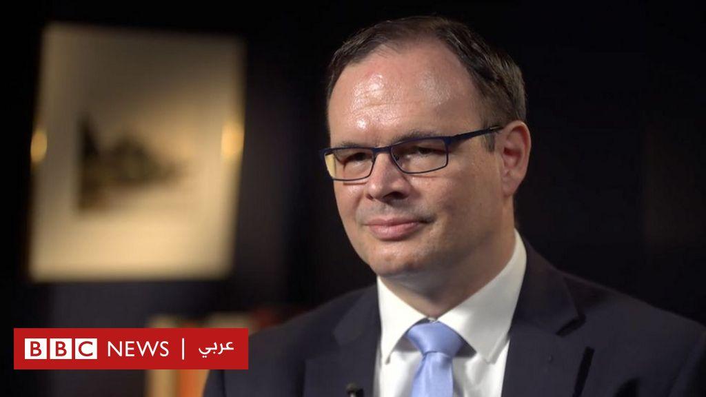 الرجل الذي تحاول الصين عبثا إسكاته - في التلغراف - BBC News عربي