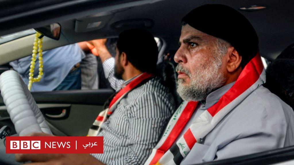 """مقتدى الصدر: كيف أصبح رجل الدين الشيعي """"صانع ملوك"""" في العراق؟ - الفاينانشال تايمز"""