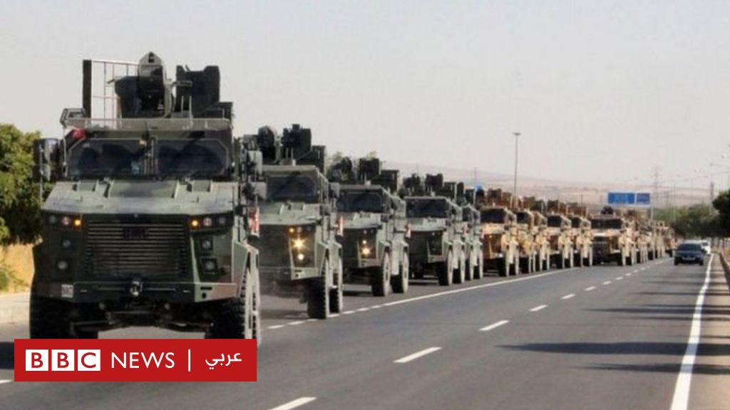 التوغل التركي في شمال سوريا: رجب طيب أردوغان يعلن بدء العملية العسكرية