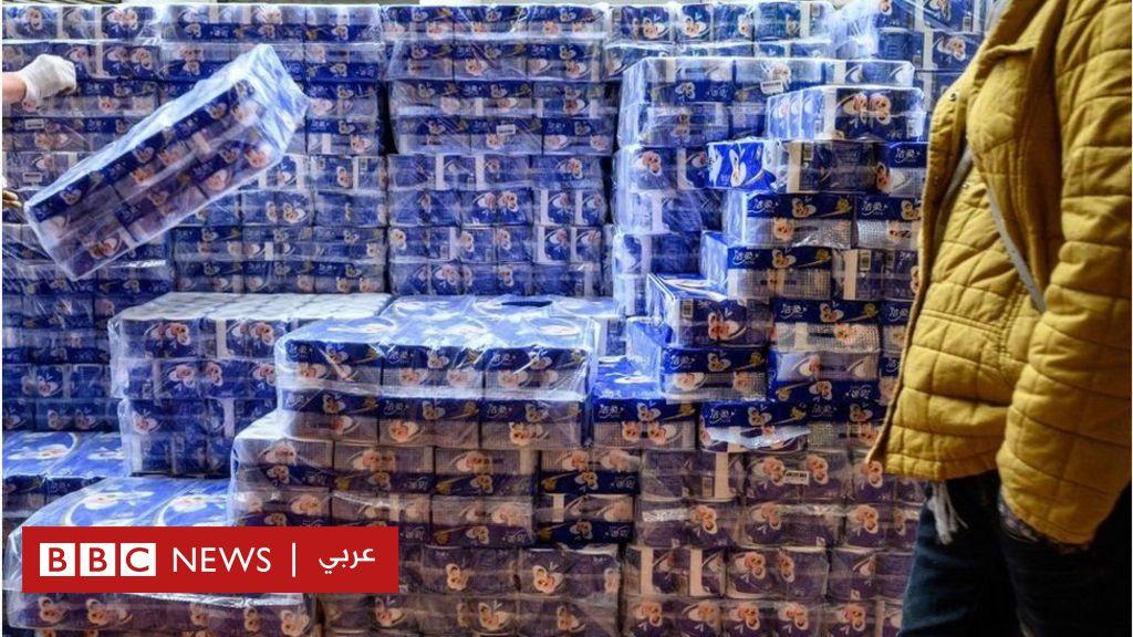 فيروس كورونا: مسلحون يسرقون مناديل المرحاض الورقية في هونغ كونغ لمواجهة نقص الأقنعة الطبية