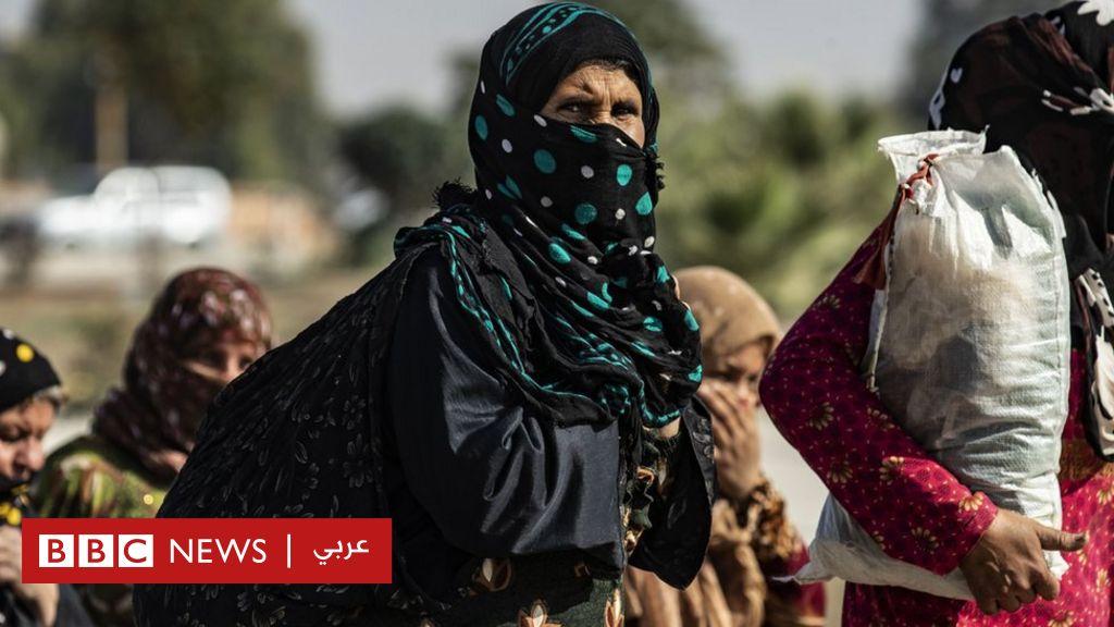 الحرب في سوريا: الحلم الكردي ضحية  تحالفات متحركة  - BBC News Arabic