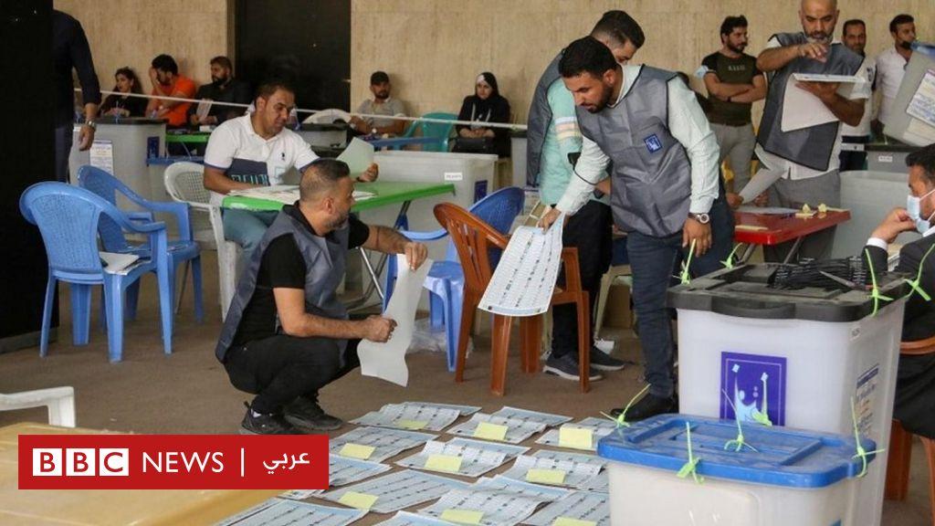 """انتخابات العراق 2021: قوى سياسية ترفض النتائج وتحذر من تأثير """"سلبي على الوفاق المجتمعي"""""""