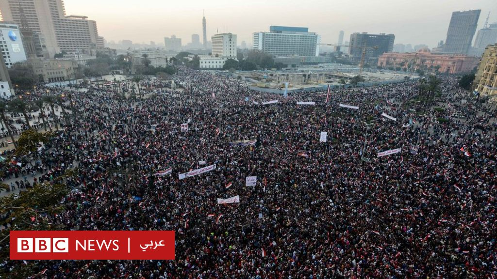 ثورة يناير: جدل متجدد بين المصريين حول نتائج الثورة في ذكراها التاسعة