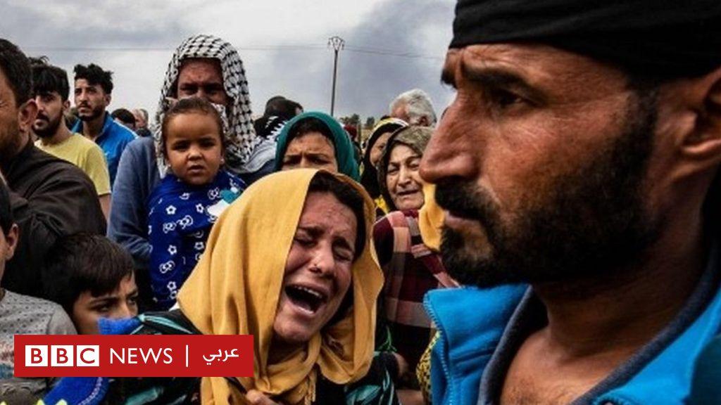 العملية التركية في سوريا: هل ارتكب حلفاء تركيا جرائم حرب ضد الأكراد؟ - BBC News Arabic