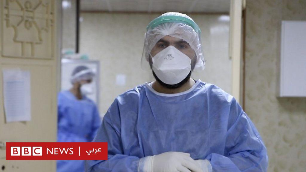"""فيروس كورونا في إدلب: """"لا يمكن تأمين أسرّة شاغرة إلا عندما يتوفى أحد"""""""