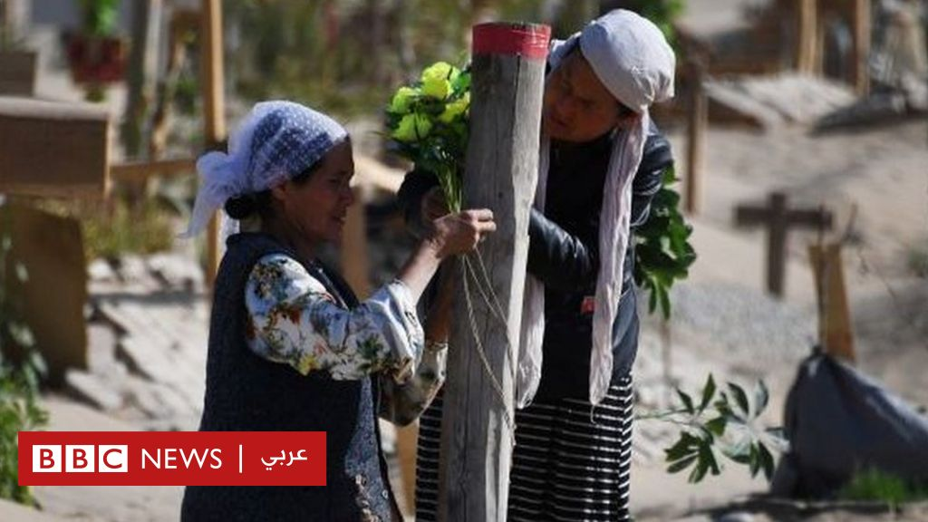 """مسلمو الإيغور: خلاف بين تويتر والصين بسبب تغريدة """"تجرد الناس من إنسايتهم"""""""