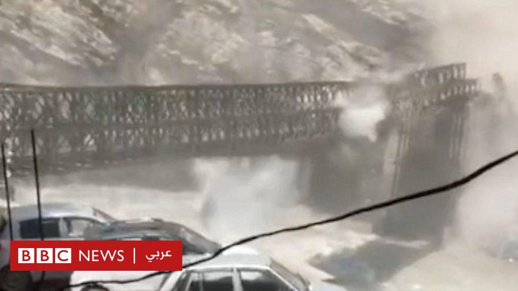 مقتل تسعة أشخاص على الأقل في انهيار لصخور بولاية هيماتشال براديش بشمال الهند.