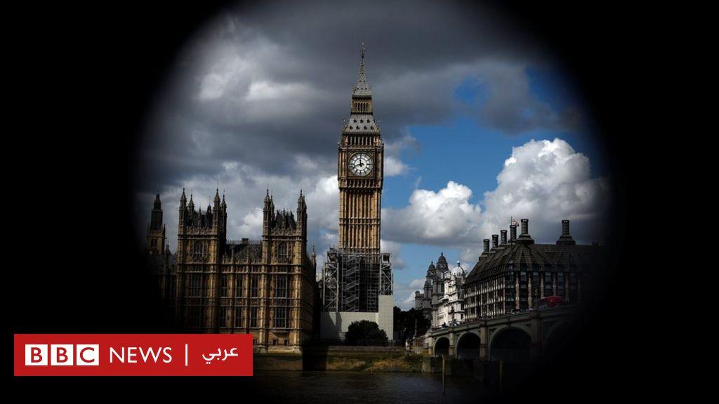 الساعه الان في لندن