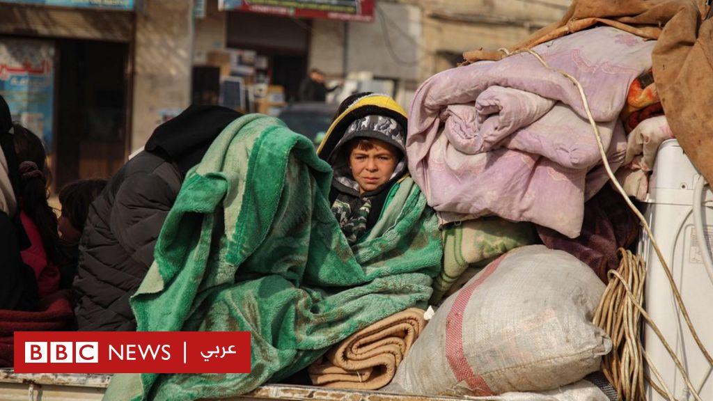 هل يغمض العالم عينيه عن مأساة النازحين من إدلب؟