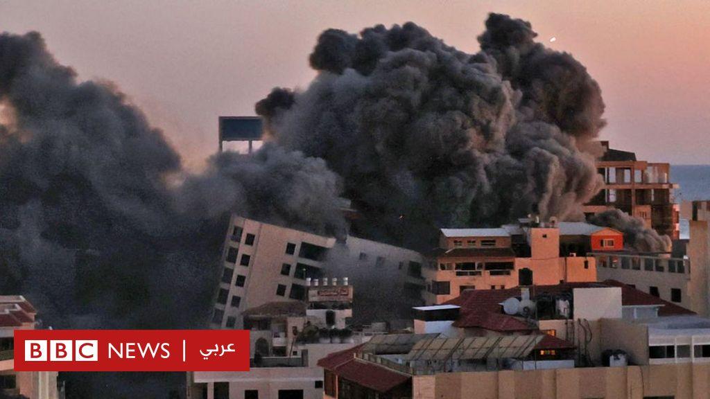 """هل تقضي""""الانتفاضة"""" الحالية على خطط تطبيع العرب مع إسرائيل؟ - صحف عربية - BBC News عربي"""