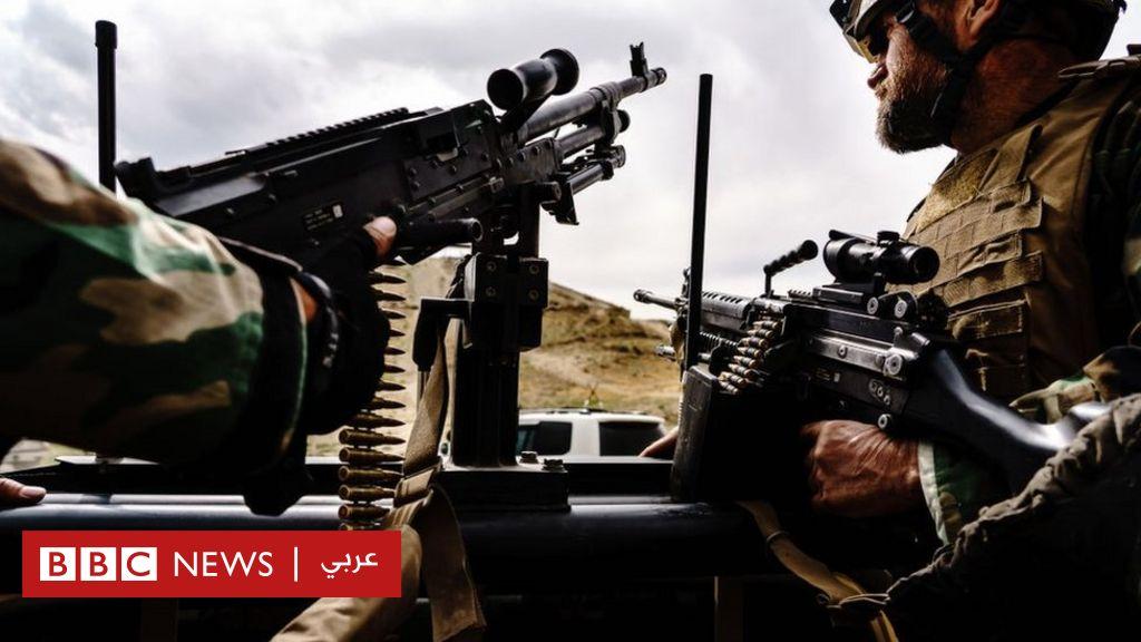 الحرب في أفغانستان: الولايات المتحدة ترسل تعزيزات عسكرية لتأمين عملية الانسحاب - BBC Arabic