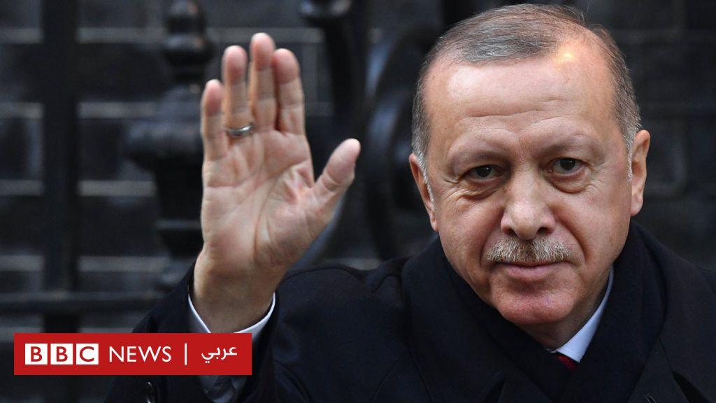 أردوغان  يهدد  الخليجيين ومغردون عرب يردون - BBC News Arabic
