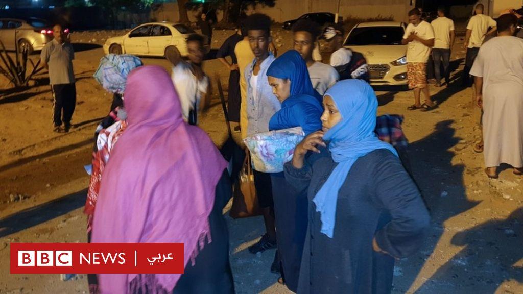 الحرب في ليبيا:  عشرات القتلى والجرحى  في غارة جوية على مركز لاحتجاز مهاجرين في تاجوراء بطرابلس