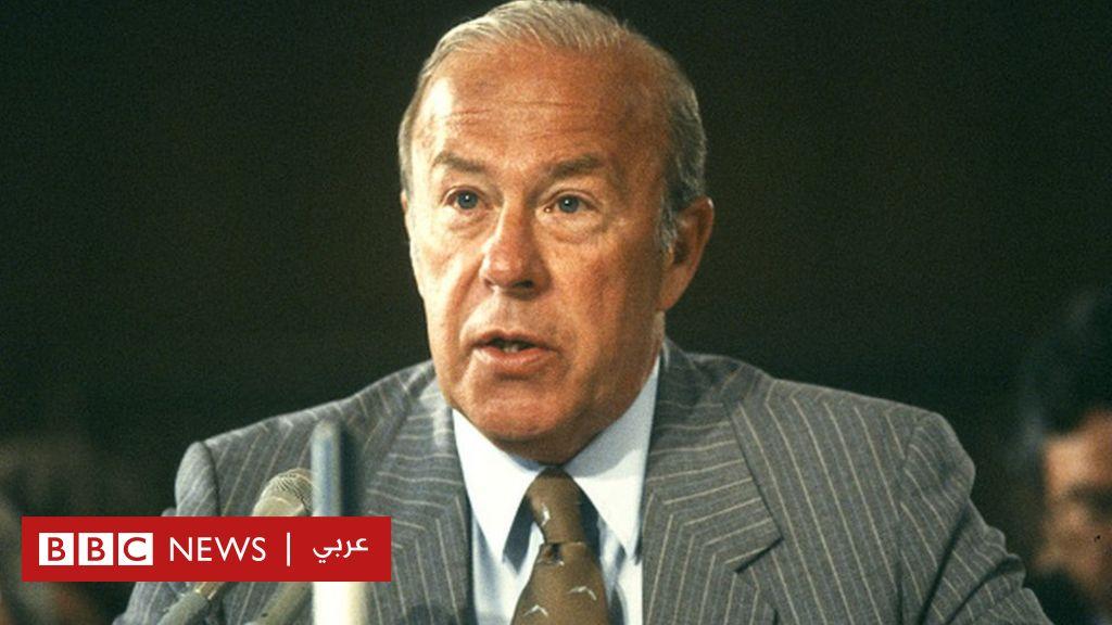جورج شولتز: وفاة وزير الخارجية الأمريكي الذي ساعد في إنهاء الحرب الباردة