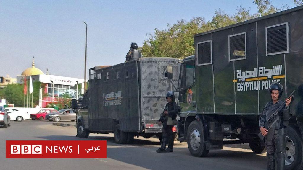 تمديد حالة الطوارئ في مصر مجددا لمدة 3 أشهر - BBC News Arabic