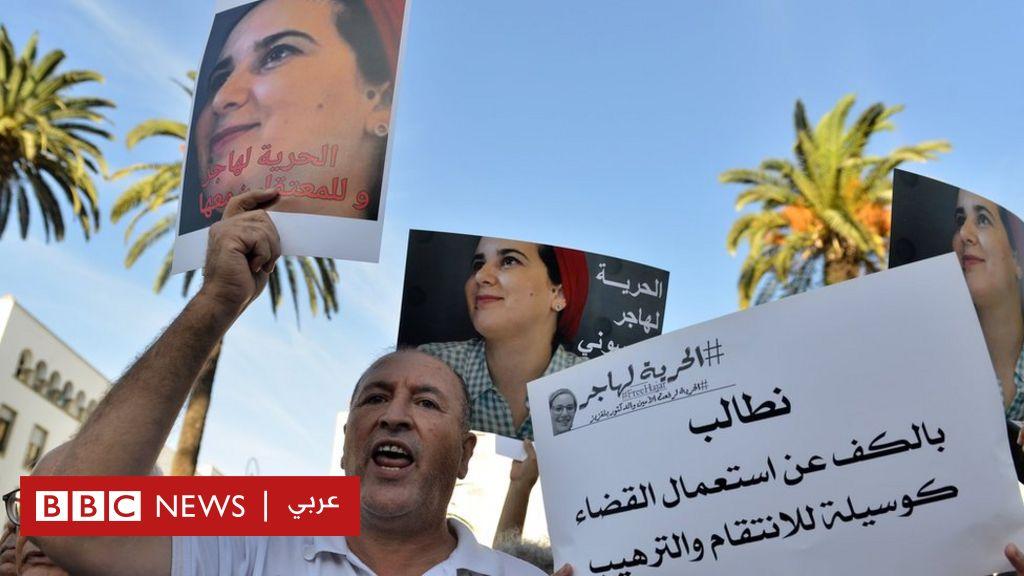 #هاجر_الريسوني: هل يتم تشويه سمعة الناشطات المعارضات بسبب مواقفهن السياسية؟