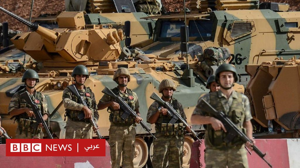 9fba36dae41e8 الجيش التركي يبدأ إنشاء نقاط مراقبة في ادلب - BBC News Arabic