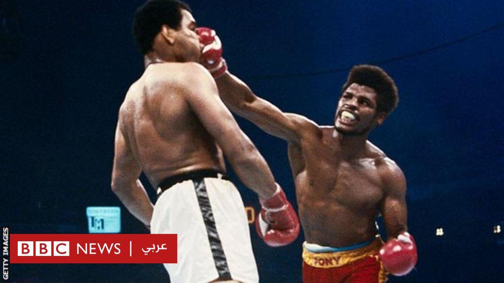 ليون سبينكس: وفاة الملاكم الذي هزم محمد علي عن 67 عاما