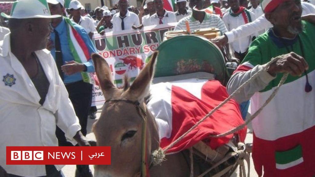 جمهورية أرض الصومال: لا يعترف بها أحد وتقيم بها الإمارات قاعدة عسكرية - BBC News Arabic